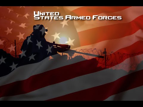 United States Armed Forces • U.S MilitaryPower® • 2017 4K