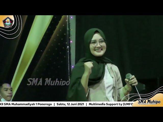 DERRADRU Live Concert at SMA MUHIPO   SMA Muhammadiyah 1 Ponorogo