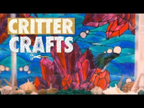 Critter Crafts | Stained Glass