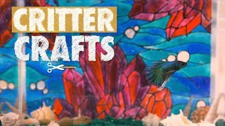 Critter Crafts   Stained Glass