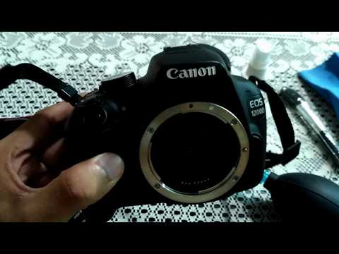 How to clean DSLR Body and DSLR Lens + Quickest way to change lens
