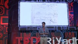 سكيتش نوتس - SketchNotes   Bandar Suleiman - بندر سليمان   TEDxRiyadh