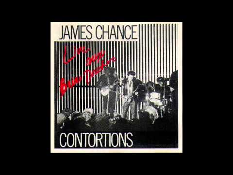 James Chance & the Contortions - Live Aux Bains Douches