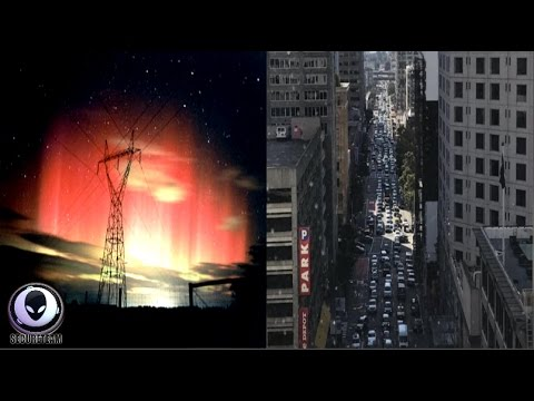 SINISTER Coverup Of Major Power Grid Failures? 4/23/17