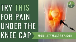 Plantaris + popliteus release - back of the knee, patella pain, pain when bending or extending knee