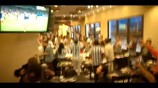 Argentina Fans at Meṡsi Home Town Crazy Celebrations After Winning COPA AMERICA 2021 FINAL