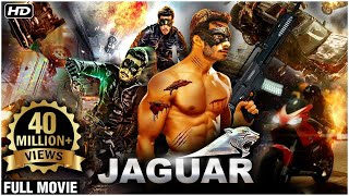 Jaguar Full Hindi Movie | Nikhil Gowda | Tamannaah | Super Hit Hindi Dubbed Movie | Action Movies