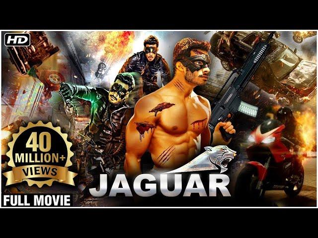 Jaguar Full Hindi Movie   Nikhil Gowda   Tamannaah   Super Hit Hindi Dubbed Movie   Action Movie