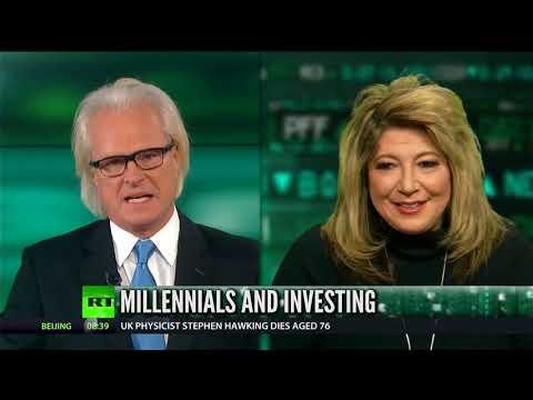 Millenials: The Socially Conscious, Next-Gen Investor   Boom Bust on RT America  