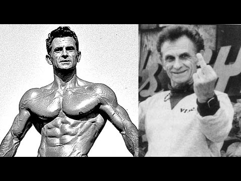 The OG Bodybuilding Guru that trained the 1st Mr. Olympia