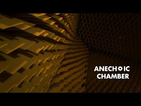 World's Greatest Concert Hall - ANECHOIC CHAMBER