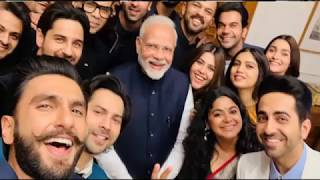 PM Modi Invites Bollywood Actors to Delhi To Ask For Help & Support to WIN 2019 Elections