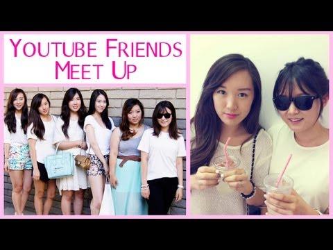 Meet-up with Youtube Friends VLOG (Plainjanemakeup, Cyexquisite, Oiseau88)