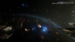 Game Clip(Mass Effect 3 - Final Battle)