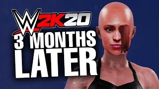 WWE 2K20.... 3 Months Later