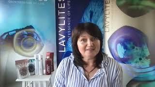 Уход за волосами с использованием косметических средств LAVYL HAIR и SOLVYL HAIR