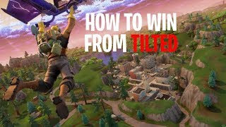 How To Win From Titled Towers Consistently - Fortnite tips and tricks