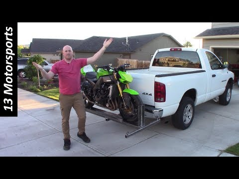 Build your own Motorcycle carrier!
