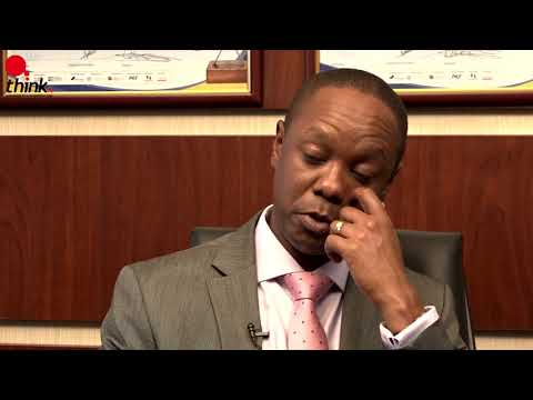 Mr Kenneth Kaniu on the uptake of retail market and Britam Asset Managers value proposition