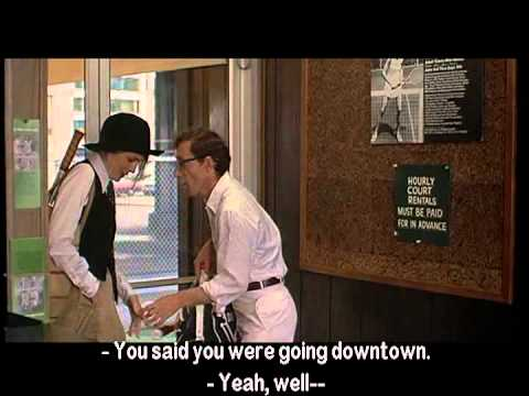 Annie Hall (11/12) Movie CLIP - Seems Like Old Times (1977) HD
