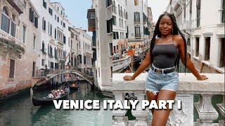 Gambar cover VENICE DAY 1: airbnb tour, exploring the city + first pasta in italy