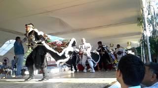 Danza moros y cristianos teotihuacan julio2014