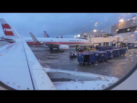American Airlines A319    ATL-MIA    B738    MIA-ANU    AAL958/2405    10 AUG 2016
