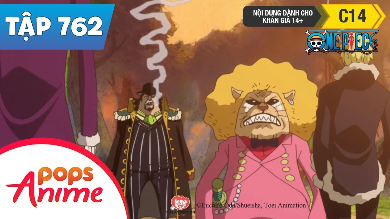 One Piece Tập 762 - Nghịch Tử Trở Về, Sát Thủ Của Tứ Hoàng Big Mom - Đảo Hải Tặc