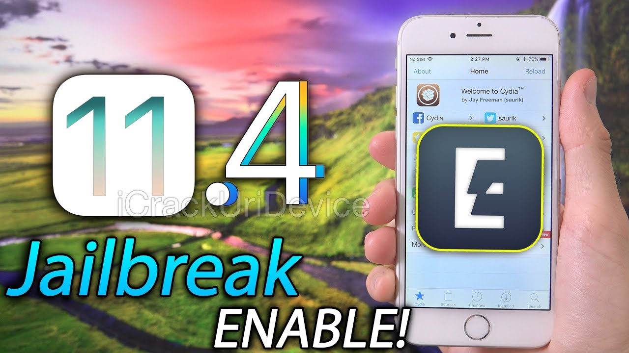 How To Jailbreak Ios 11 4 11 3 1 Re Enable Electra Every Time