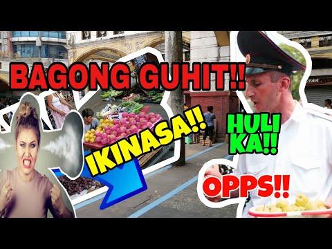 ORGANIZER YUMAMAN NA!! BAGONG GUHIT SA QUIAPO KINASA! SUSUNDIN BA? MANILA UPDATE