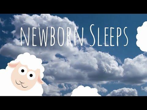 Newborn Sleep Music - Songs To Put A Baby To Sleep 8 min