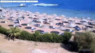 видео Курорты Египта сейчас В Шарм эль Шейх пустые пляжи и парки без российских туристов Ждут зиму? :()