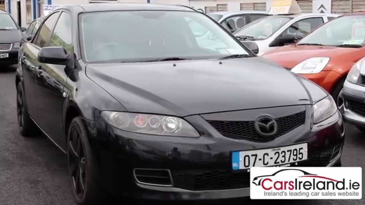 Mazda 6 2002 - 2007 review | CarsIreland ie - YouTube