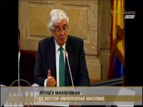 Doctor Moisés Wasseman: Por que defender la ciencia en Colombia