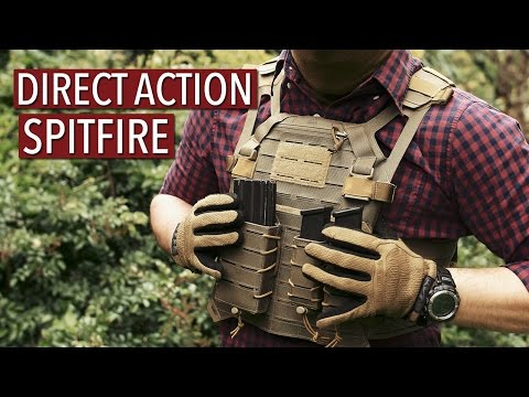 Direct Action SPITFIRE Plate Carrier [Review]