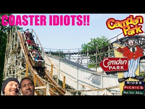 Visiting A Strange Amusement Park In West Virginia!! | Coaster Idiots Go To Camden Park!