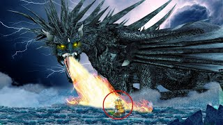 Most POWERFUL Mythological Dragons From Around the World!