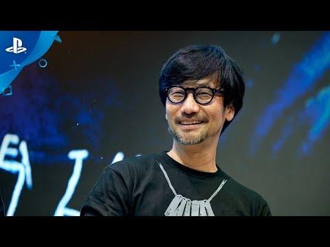 PlayStation сняла сюжет о приезде Хидео Кодзимы в Москву. Знаете, что ему больше всего понравилось?