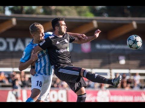17. voor 2018: Nõmme Kalju FC - Paide Linnameeskond  3:2 (1:1)