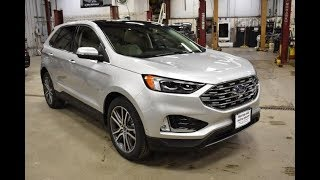 FT6591 2019 FORD EDGE TITANIUM AWD