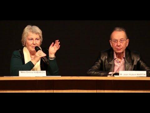 Emilia Kabakov presents at the Grand Palais : the Strange City
