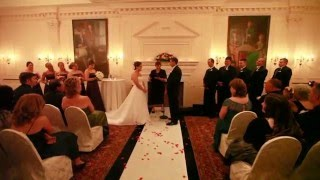 Matt & Kayla's Wedding @ The Desmond, Albany NY