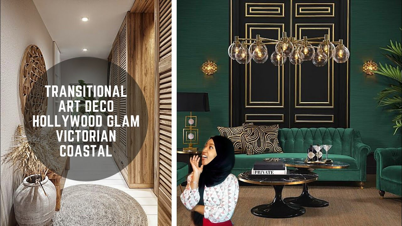 5 Interior Design Styles Explained Home Decor Youtube