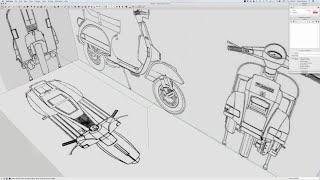 SketchUp Skill Builder: Reference Images