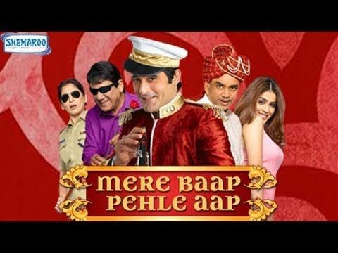 Thumbnail: Mere Baap Pehle Aap - Akshaye Khanna, Genelia D'souza And Paresh Rawal - Latest Bollywood Movie - HQ