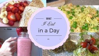 What I eat in a Day || Cosa mangio in un giorno #5