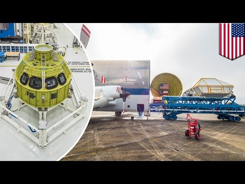 NASA's Orion spacecraft one step closer to Mars, prepares for test launch in 2018 - TomoNews