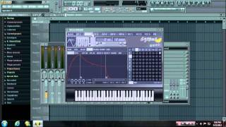 FL Studio Tutorial: How to Mimic a Downsampling/Bitcrushing Effect with FM Synthesis