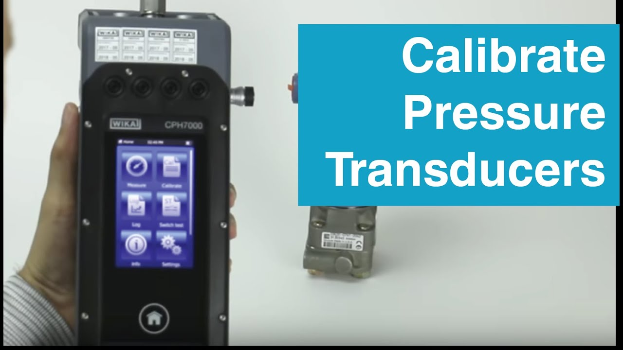 How to Calibrate and Span a Pressure Transmitter