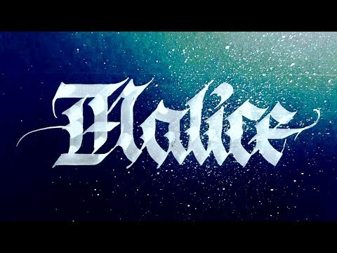 Adobe Photoshop Text Effects - Hand Lettering Writing Calligraphy Secrets Using PSD CC CS6
